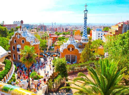 Barcelona City Explorer tour