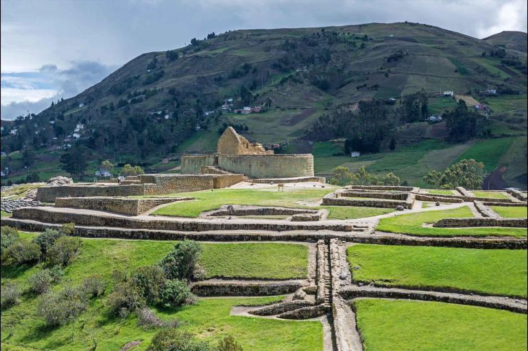 Cotopaxi Cuenca Ecuador, Peru & Bolivia Trip
