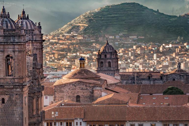 Classics of Peru tour