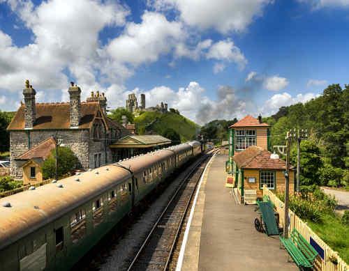 Ireland by Rail tour
