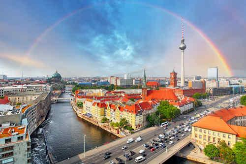 Germany's Magic Cities by Train tour