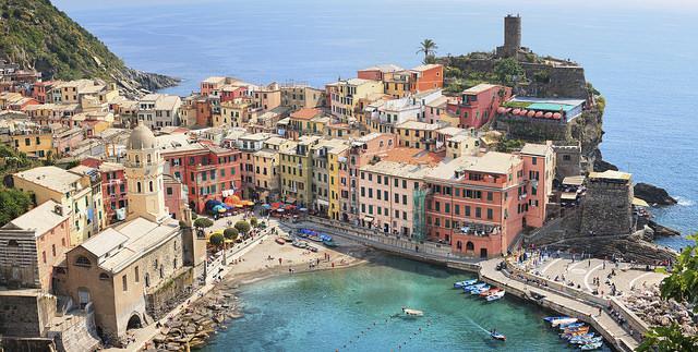 Rome, Florence & Cinque Terre Private tour