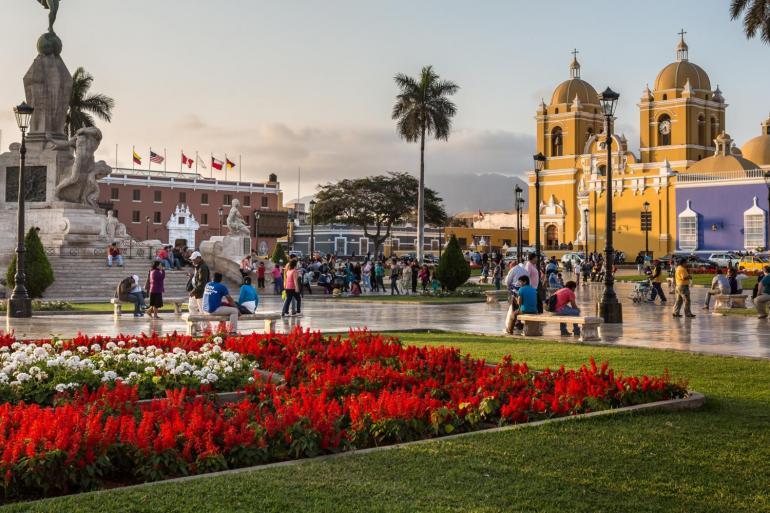 Extension - Trujillo & Chiclayo Explorer tour