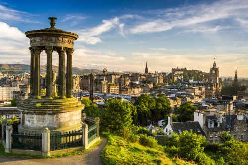 Edinburgh Explorer tour