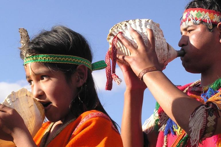 Peru -  Inti Raymi Classic tour