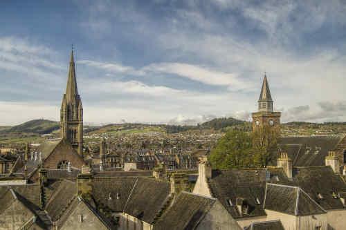 Scotland's Famous Cities: Edinburgh, Inverness & Glasgow tour
