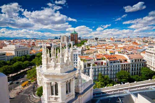 Madrid City Explorer tour