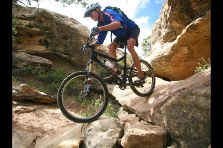 Adventure Adventure & Adrenaline Gooseberry Mesa 3 Day Mountain Bike Trip package