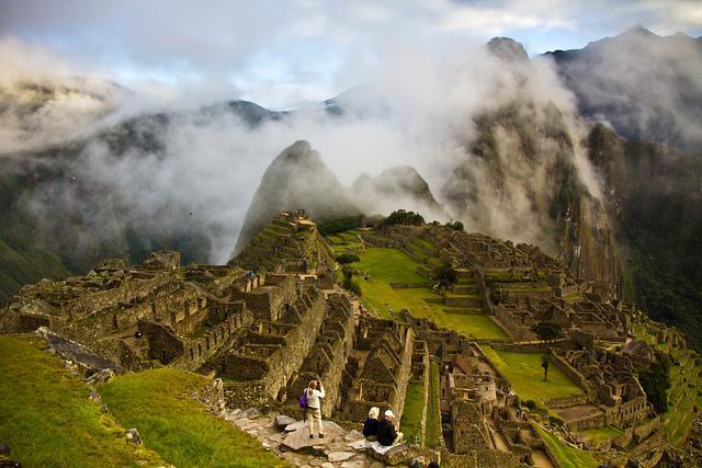 Inca Trail Walking tour