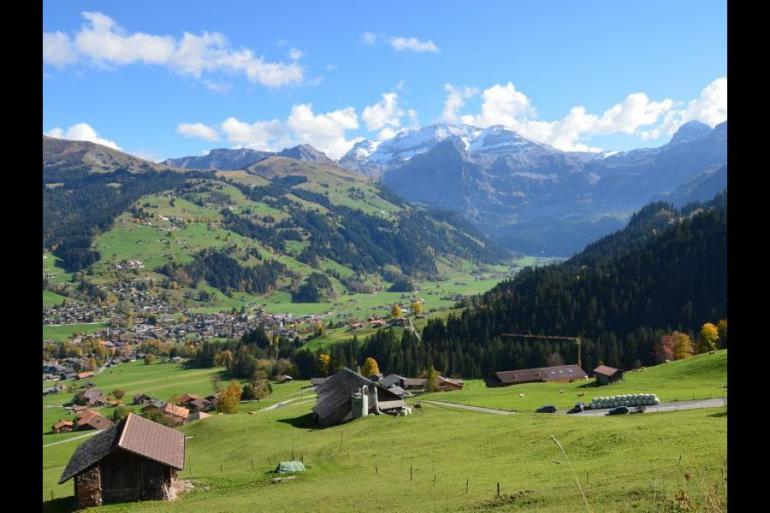 Self-Guided walking in the Bernese Oberland tour