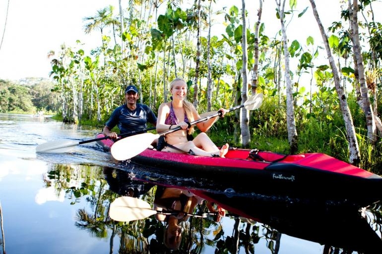 Galápagos, Otavalo & Amazon Tour tour