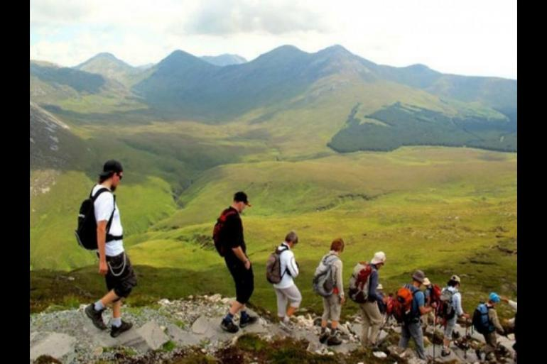 Local Immersion Trekking Connemara 2 Day - Self Guided - Walking Tour package