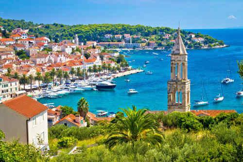 Croatian Island Hopping tour