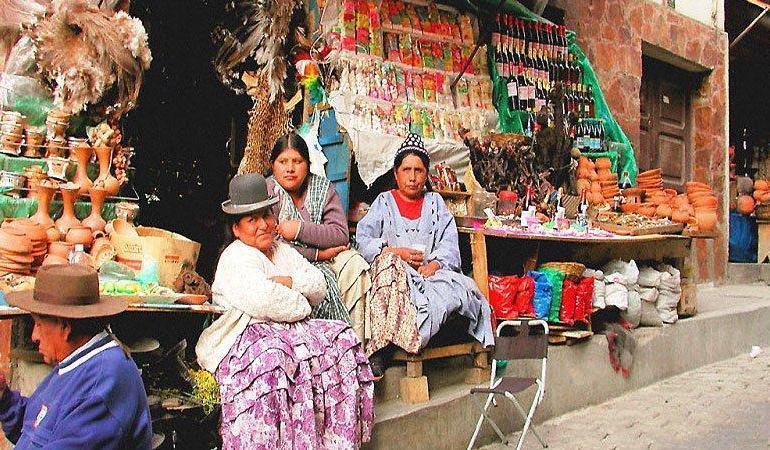 Bolivian Encounters tour