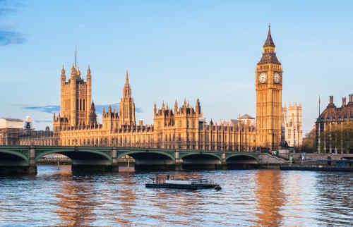 English B&B Vacation with London tour