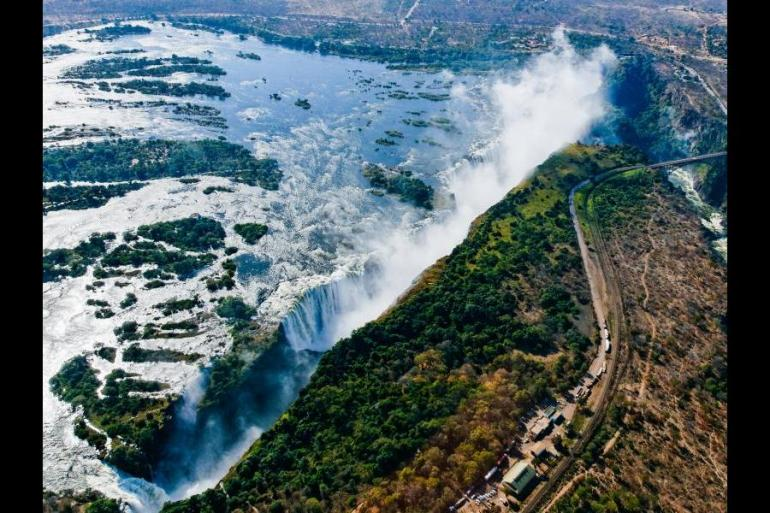 Victoria Falls Extension tour