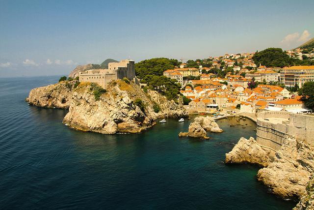 Dalmatian Coast By Sea tour