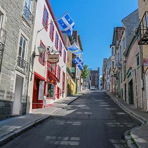 Québec Winter Carnival with Toronto tour