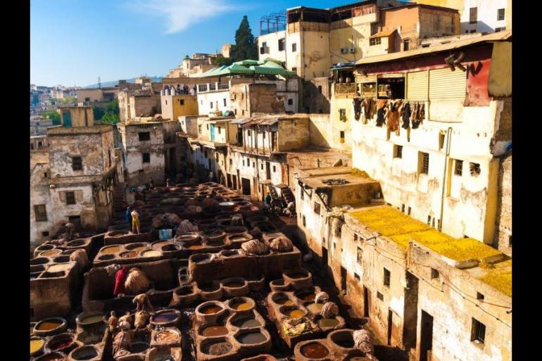 Family Moroccan Imperial Cities tour