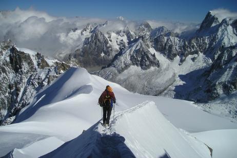 Tour Du Mont Blanc Express tour