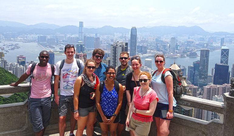 Beijing Hong Kong Highlights of China Trip