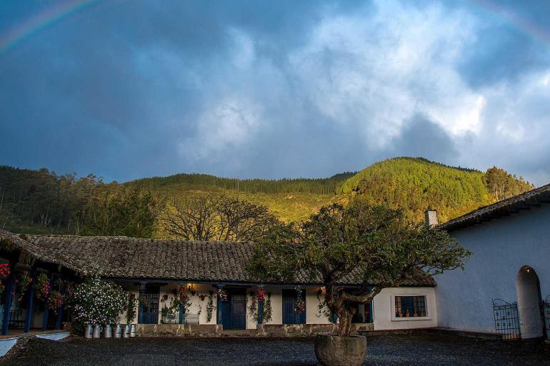 Ecuador Haciendas tour