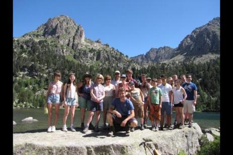 Family Pyrenees Activity Adventure (Lite Version) tour