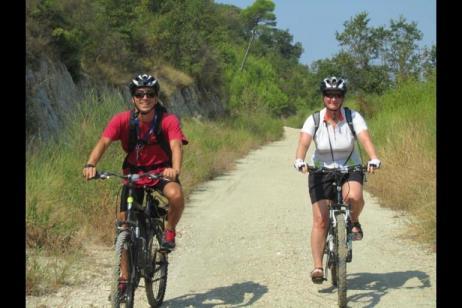Self-Guided Cycling Croatia tour