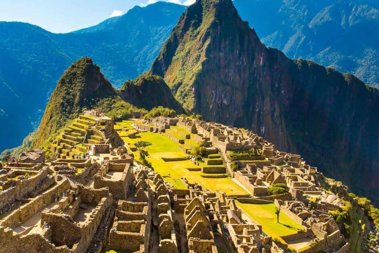 Land of the Incas Summer 2018 tour