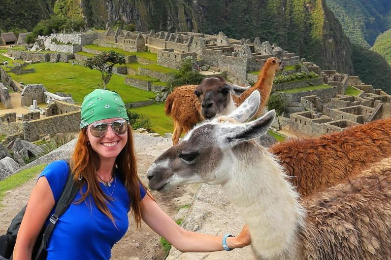 Journey to Machu Picchu tour