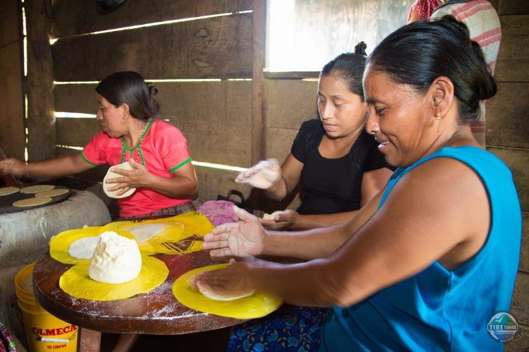 Belize tortillas