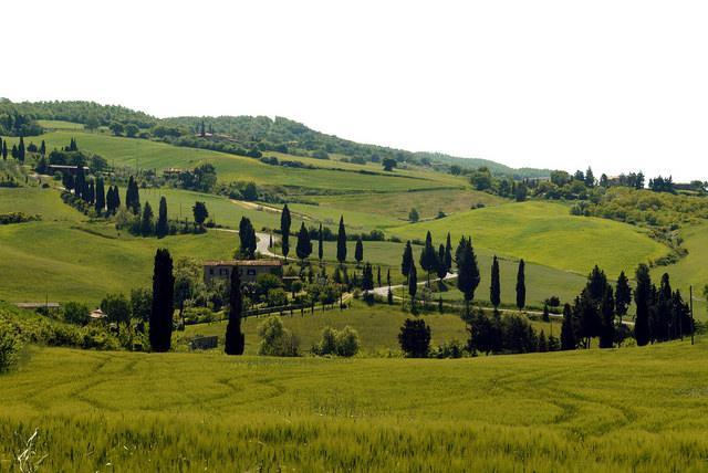 Tuscany Self-Guided Walking tour