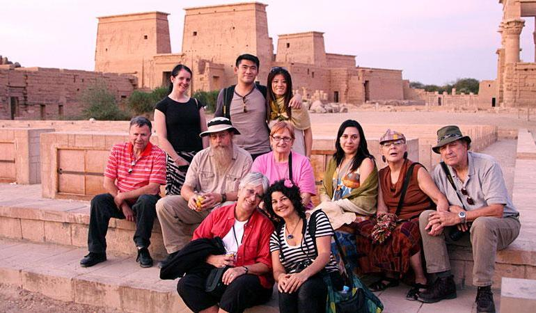 Cairo Luxor Temple Gods of Egypt Trip
