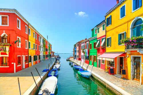 Venice, Florence, Rome & Sorrento tour