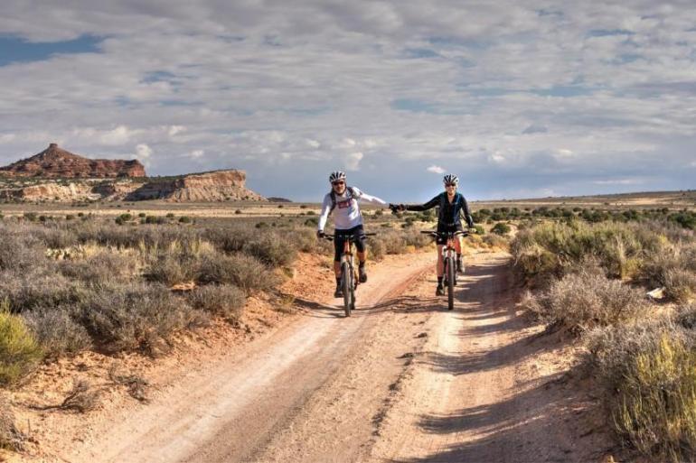 The Maze 5 Day Mountain Bike Trip tour