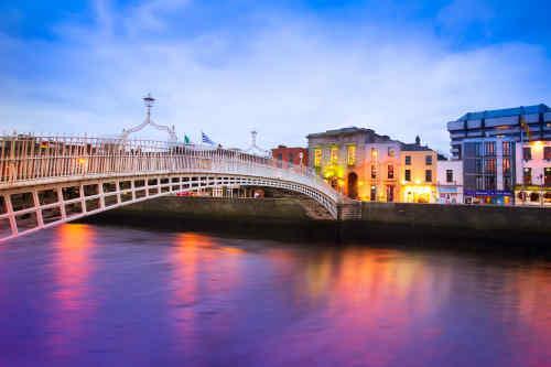 Dublin & Galway by Rail tour