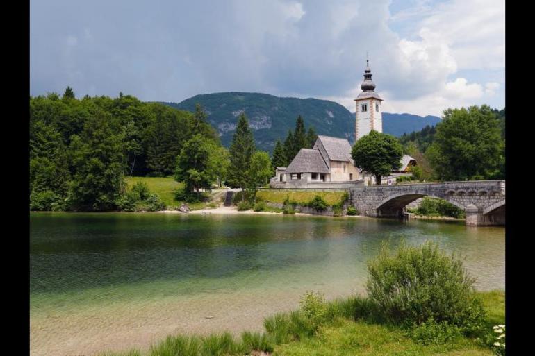 Family Active Slovenia tour