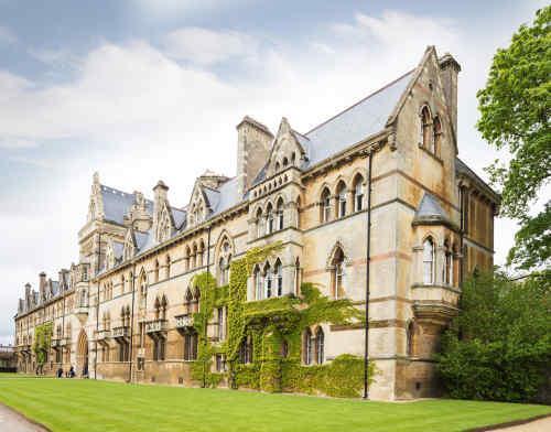 England's University Towns tour