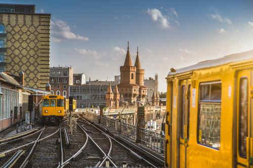 Discover Germany by Rail tour
