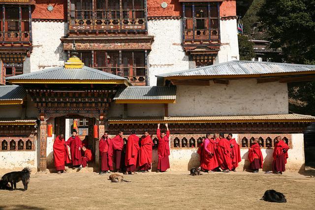 Bhutan Cultural Expedition tour