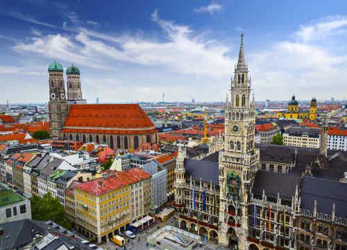 Munich Explorer tour