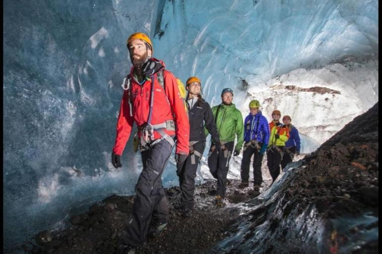 Hiking & Walking Caving Northern Lights and Ice Cave Adventure (2 Days) package