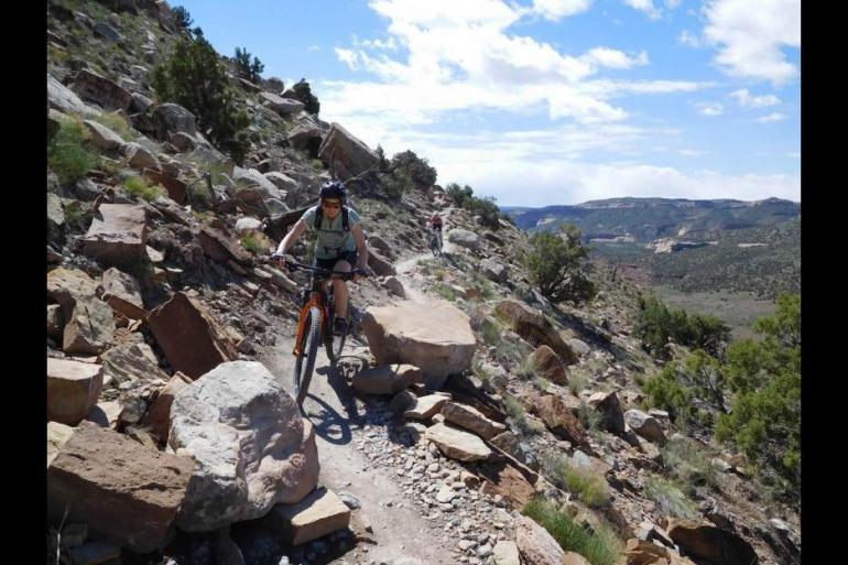 Hiking & Walking Adventure & Adrenaline Kokopelli Singletrack 3 Day Mountain Bike Trip package