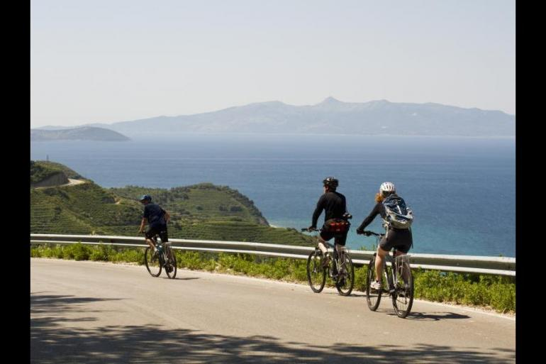 Berat Gjirokaster Cycle Albania Trip