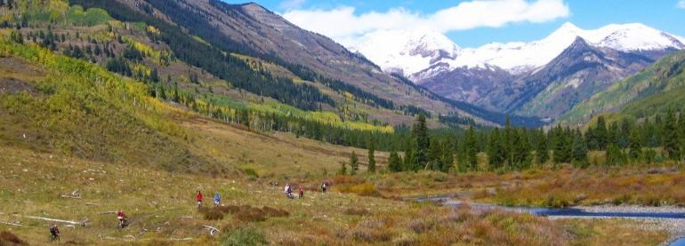Hiking & Walking Adventure & Adrenaline Best of Crested Butte Inn 3 Day Trip package