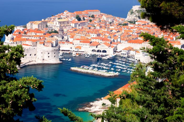 Croatia & Its Islands Small Ship Cruising on the Adriatic Coast tour