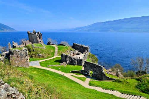 Outlander: On the Trail of Jamie & Claire tour