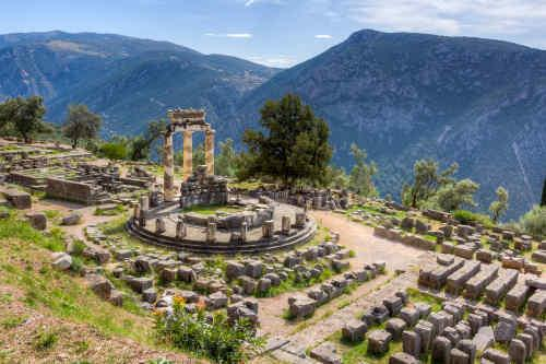 Marvels of Ancient Greece with Rhodes tour