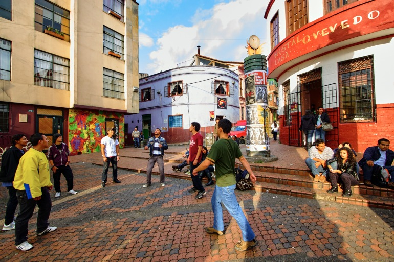 Bogota Cartagena Colombia World Heritage Discovery Trip