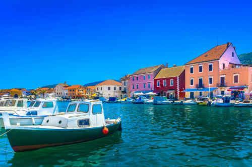 Colorful Croatia: Dubrovnik & Hvar tour